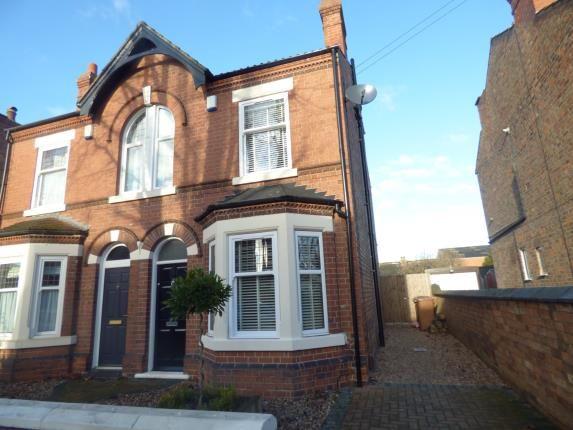 Thumbnail Semi-detached house for sale in Berkeley Avenue, Long Eaton, Nottingham