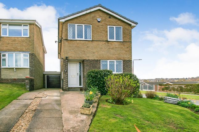 Thumbnail Detached house for sale in Gainsborough Road, Dronfield, Derbyshire