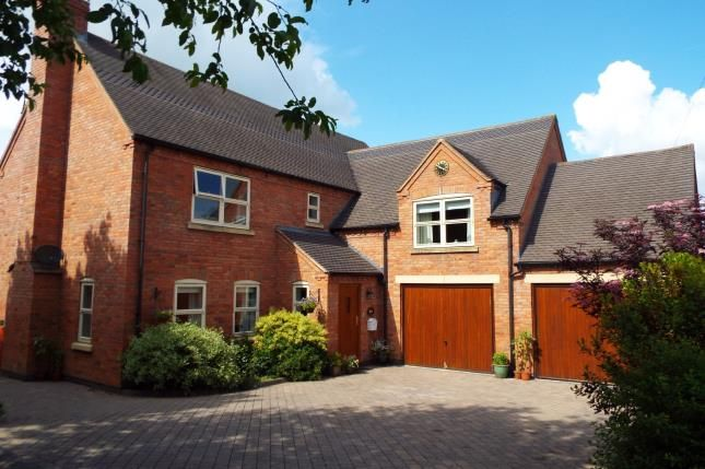 Thumbnail Detached house for sale in Stubwood Lane, Denstone, Uttoxeter, Staffordshire