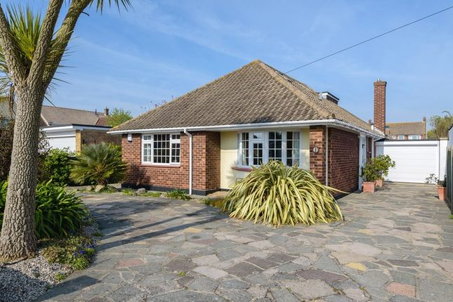 Thumbnail Detached bungalow for sale in Dungannon Drive, Southend-On-Sea
