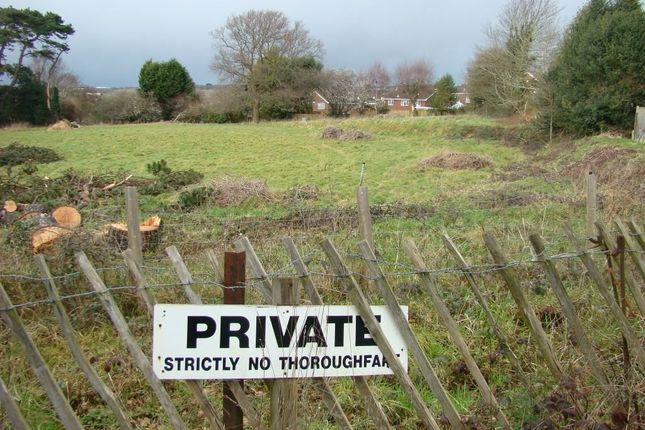 Thumbnail Land for sale in Hollington Park Road, St. Leonards-On-Sea