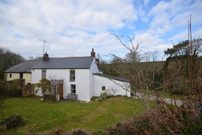 Thumbnail Semi-detached house for sale in Banns Road, Mount Hawke, Truro