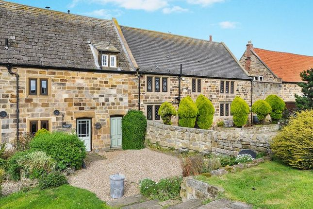 Thumbnail Terraced house to rent in East Cliff, Whitby