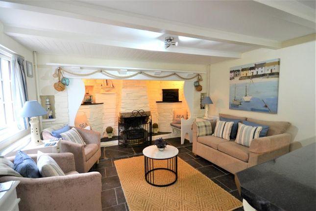 Thumbnail Cottage to rent in Crumplehorn, Polperro, Looe, Cornwall