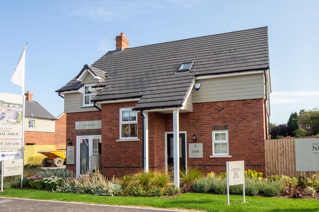 Thumbnail Detached house for sale in Show Home, Plot 30, The Elder, The Orchards