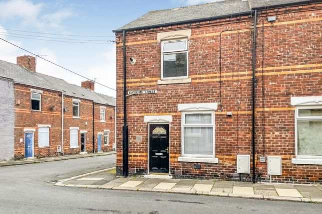 2 bed end terrace house to rent in Eleventh Street, Horden, Peterlee SR8