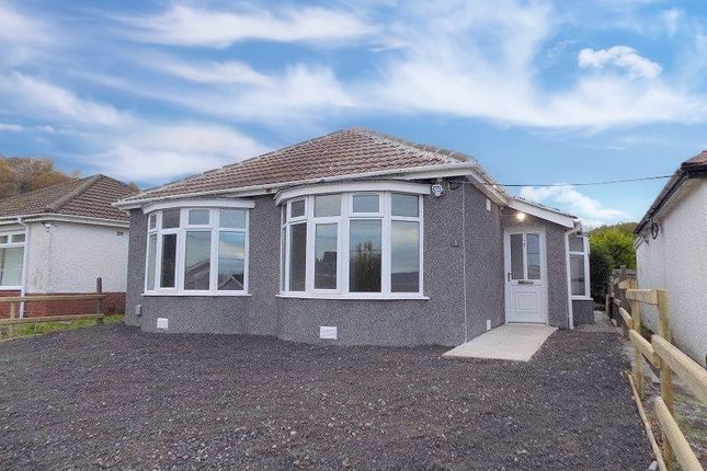 Thumbnail Detached bungalow for sale in Penshannel, Neath Abbey, Neath, Neath Port Talbot.