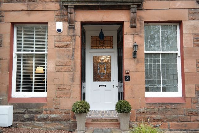 Thumbnail Flat to rent in Millbrae Road, Langside, Glasgow