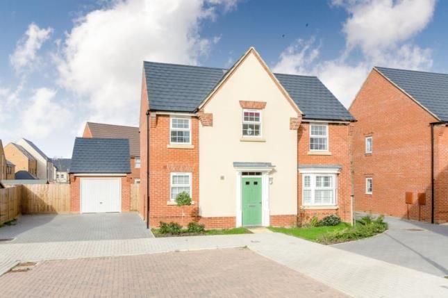 4 bed detached house for sale in Swan Hunter Close, Brooklands, Milton Keynes