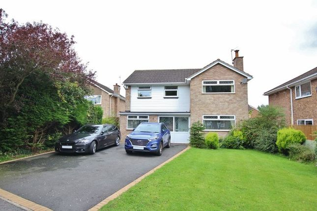 Exterior of Heathbank Avenue, Irby, Wirral CH61