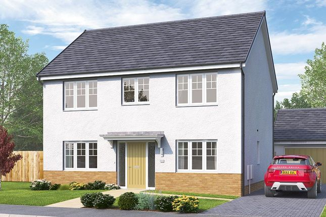"""Thumbnail Detached house for sale in """"The Lathbury"""" at Aurs Road, Barrhead, Glasgow"""
