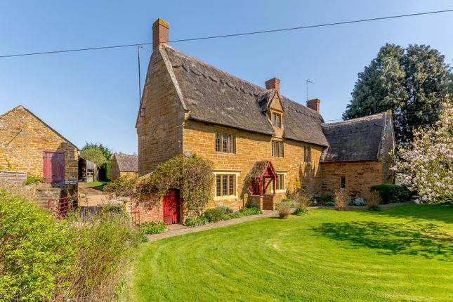 Thumbnail Detached house for sale in High Street, Harpole, Northampton