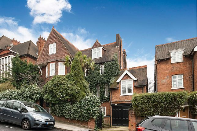 Thumbnail Detached house for sale in Netherhall Gardens, London
