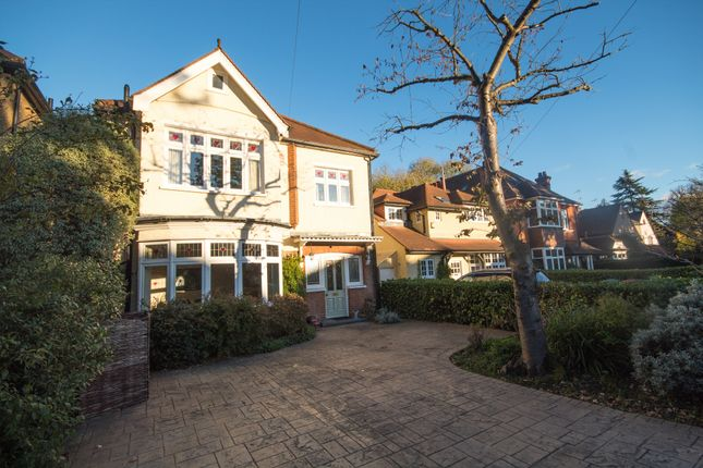 Thumbnail Detached house for sale in Waxwell Lane, Pinner, Middlesex