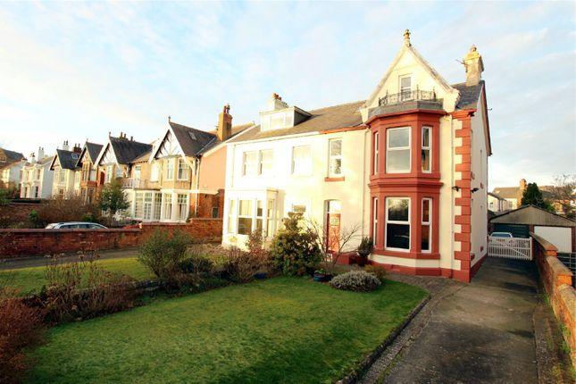 Thumbnail Semi-detached house for sale in 7 Etterby Scaur, Carlisle, Cumbria