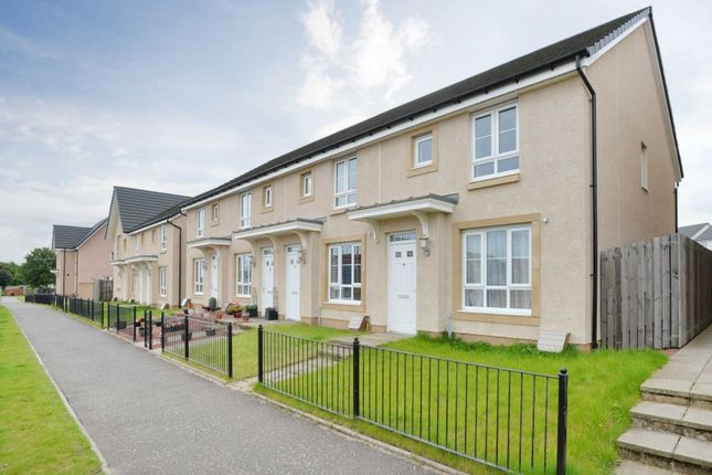 Thumbnail End terrace house for sale in Church View, Winchburgh, West Lothian