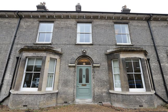 Thumbnail Terraced house to rent in Claremont, Cambridge, Cambridgeshire