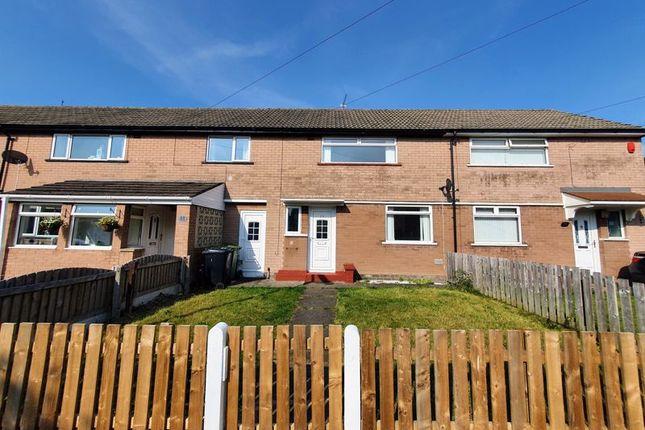 Thumbnail Terraced house for sale in Raiselands Road, Carlisle