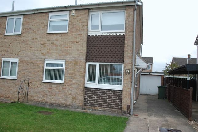 3 bed semi-detached house to rent in Brough Close, Thornaby, Stockton-On-Tees