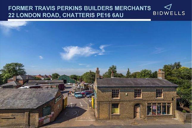 Thumbnail Retail premises for sale in 22 London Road, Chatteris