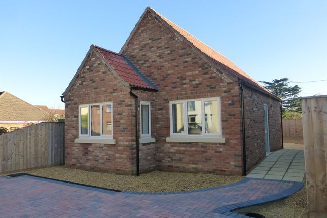 Thumbnail Detached bungalow for sale in Gaultree Square, Emneth, Wisbech