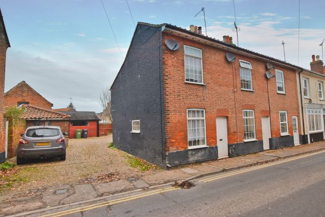 1 bed end terrace house to rent in Aylsham Road, North Walsham NR28