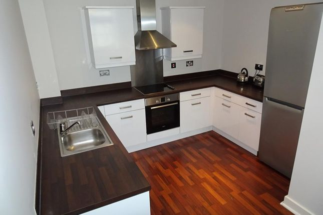 Thumbnail Flat to rent in Abacus, 196 Alcester Street