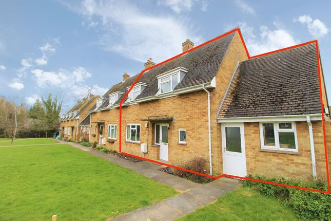 Thumbnail End terrace house for sale in Randalls Close, Bromham