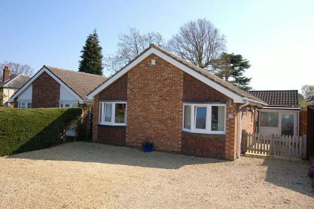 Thumbnail Bungalow for sale in Chantry Road, Bagshot