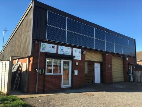 Thumbnail Light industrial to let in Blackdown Business Park, Wellington