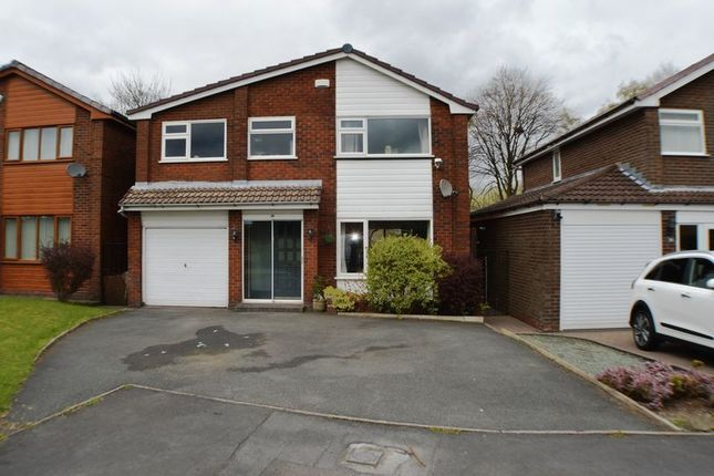 Thumbnail Detached house for sale in Harold Avenue, Dukinfield