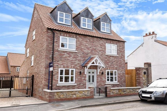 Thumbnail Detached house for sale in Kirkland Street, Pocklington