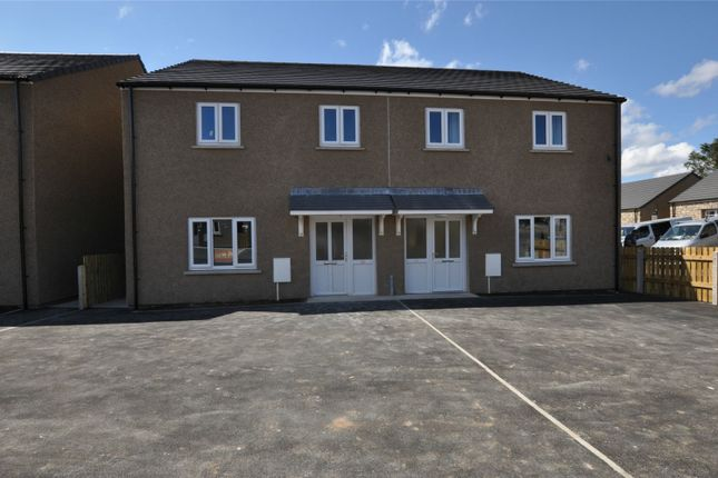 Thumbnail Semi-detached house for sale in 23 Lady Anne Drive, Brough, Kirkby Stephen, Cumbria