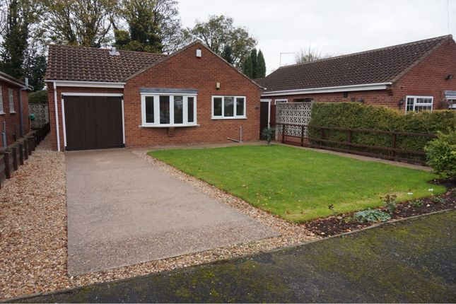 Thumbnail Detached bungalow to rent in Mill Heyes, East Bridgford, Nottingham