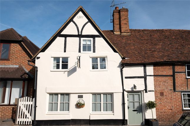 Thumbnail Semi-detached house for sale in High Street, Ripley, Woking, Surrey