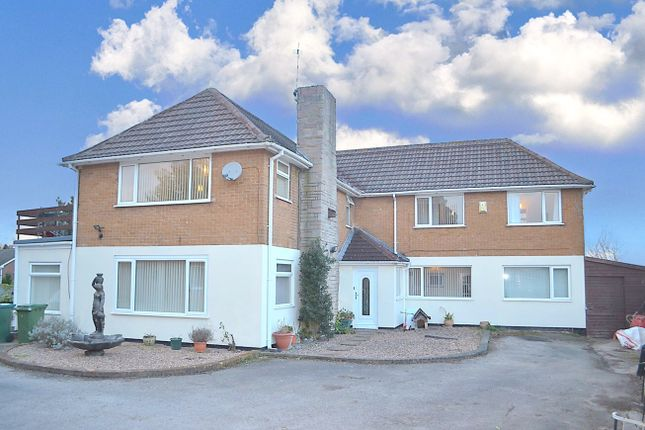 Thumbnail Detached house for sale in Bestwick Avenue, Heanor
