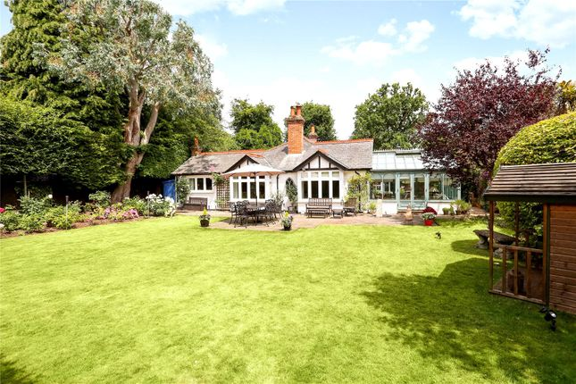 Thumbnail Detached bungalow for sale in Williams Way, Fleet