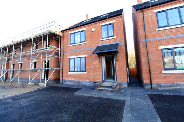 Thumbnail Detached house for sale in Bridge Street, Long Eaton, Nottingham