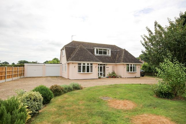 Thumbnail Detached house for sale in Pound Lane, Filby, Great Yarmouth