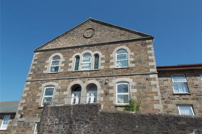 Thumbnail Flat for sale in The Old Chapel, Treruffe Hill, Redruth