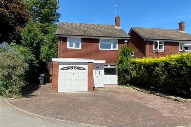 Thumbnail Detached house to rent in St. Andrews Road, Sutton Coldfield