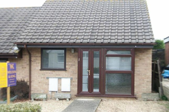 Thumbnail Semi-detached bungalow to rent in Waterford Road, New Milton