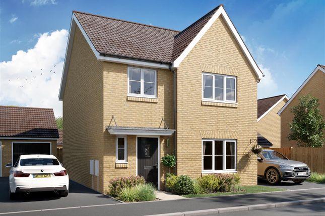 Thumbnail Detached house for sale in Elm Drive, Highfields Caldecote, Cambridge