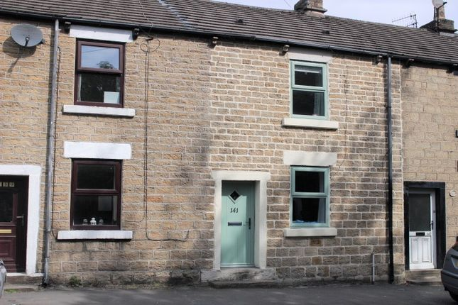 Thumbnail Terraced house for sale in High Street East, Glossop