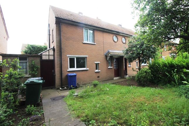 Thumbnail Semi-detached house to rent in Churchfield Road, Campsall, Doncaster