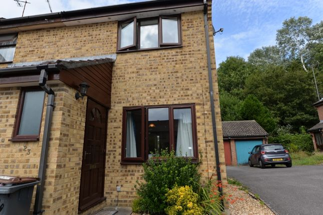 Thumbnail Terraced house for sale in Thirlstane Firs, Chandler's Ford, Eastleigh