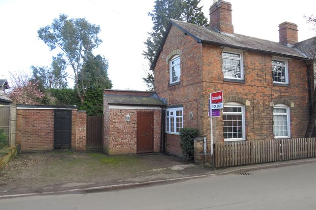 Thumbnail Cottage for sale in Main Street, Great Glen, Leicester