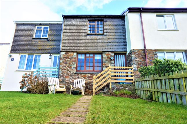 Thumbnail Terraced house for sale in South Wheal Towan, Truro