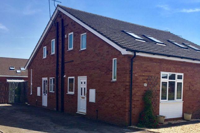 Thumbnail Flat to rent in Somerset Way, Wem, Shrewsbury