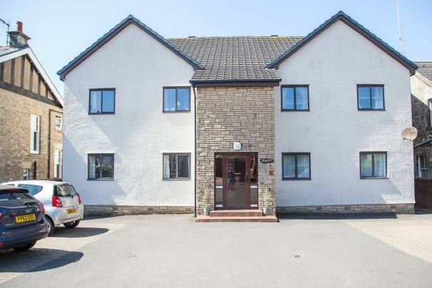 Thumbnail Flat for sale in 13 Bowfield Road, West Kilbride